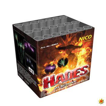 Feuerwerk Batterie Hades 25 Sek. von Nico