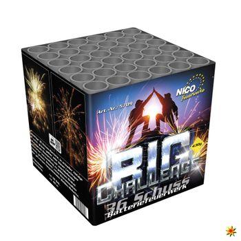 Feuerwerk Batterie Big Challenge 50 Sek. von Nico