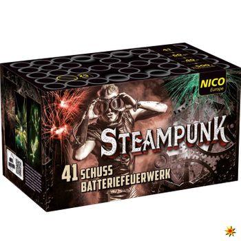 Feuerwerk Batterie Steampunk 60 Sek. von Nico