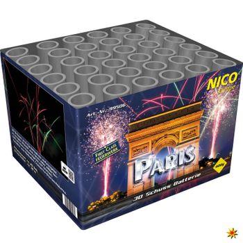 Feuerwerk Batterie Paris 20 Sek. von Nico