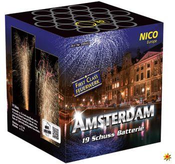 Feuerwerk Batterie Amsterdam 25 Sek. von Nico