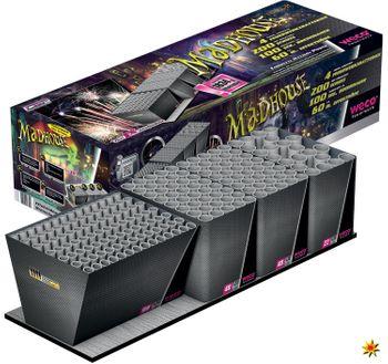Verbundfeuerwerk Madhouse - 100 Sek. von Weco