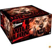 Wild Lion Verbundfeuerwerk  - 77 Sek. von Lesli