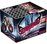 Slender-Man Feuerwerksbatterie 30 Sek. von Weco