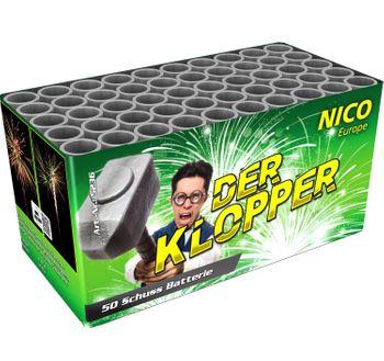 Der Klopper Feuerwerksbatterie 40 Sek. von Nico