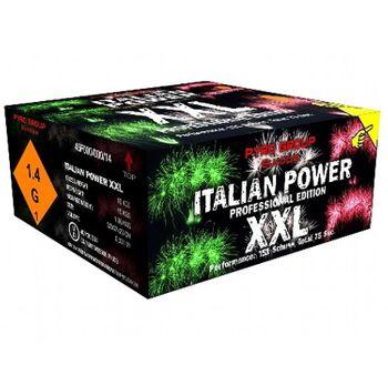 Italian Power XXL Verbundfeuerwerk 65-75 Sek. von Pyrotrade