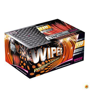 Feuerwerk Batterie Fächer Wiper 20 Sekunden von Weco